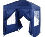 Outsunny 2m x 2m Pop Up Gazebo Blue