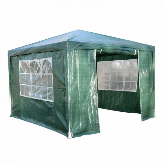 Horning 3m x 3m Steel Party Tent