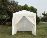 Outsunny Pop Up Gazebo 2m x2m