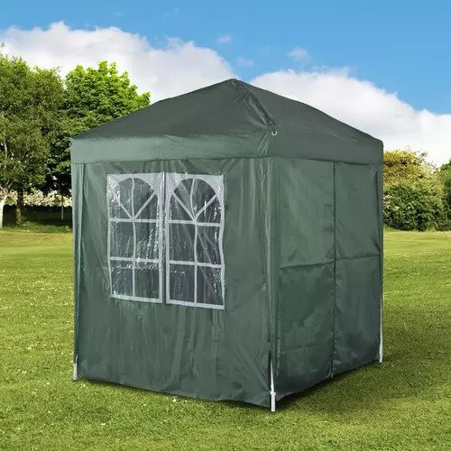 Outsunny 2m X 2m Pop-Up Gazebo Canopy