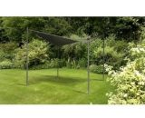 Glendale Twin Sail 3 X 3M Gazebo Grey